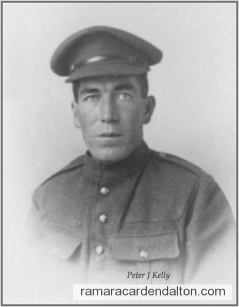 Sgt.  Peter  Kelly