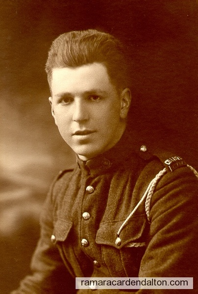 Pte. Tobias (Dinnie) Kelly