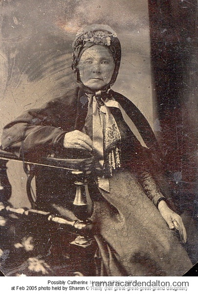 Catherine Mayock (1790-1871)