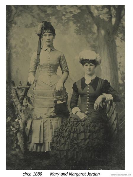 Jordan Mary & Marg Agnes