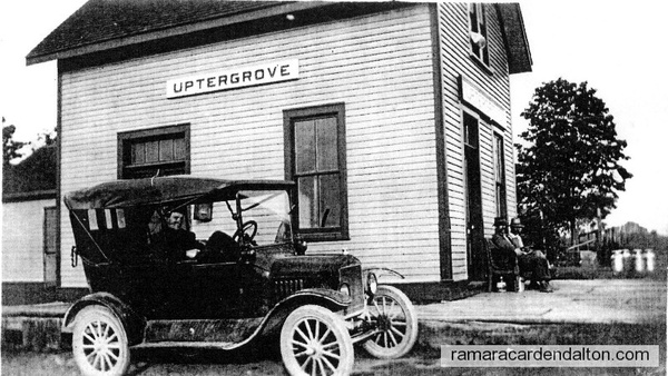 Uptergrove Train Station