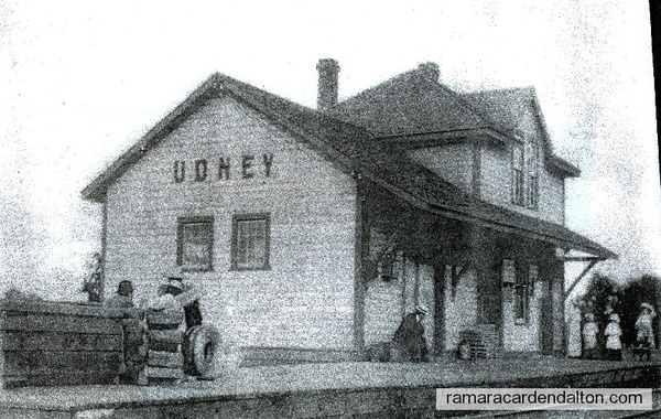Udney Station