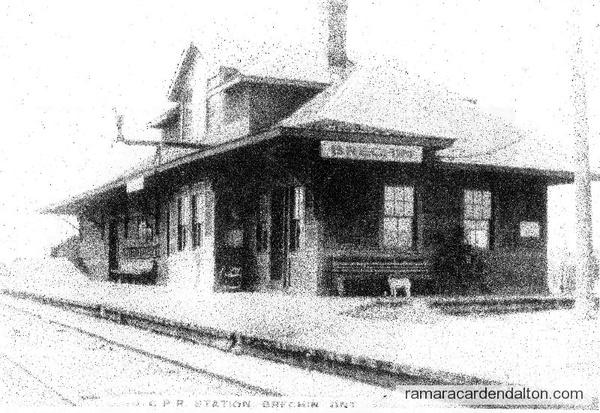 Brechin Station
