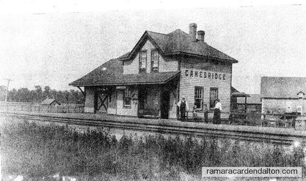 Gamebridge Train Station