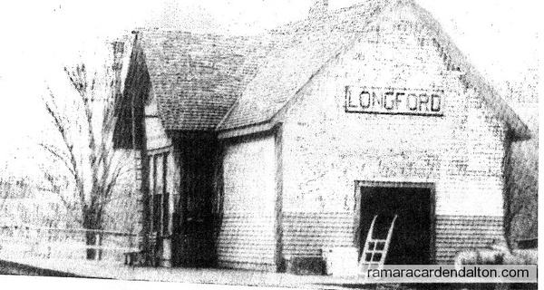 Longford Train Station