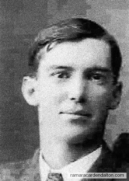 Michael Mulvihill, son of Thomas & Elizabeth Mulvihill