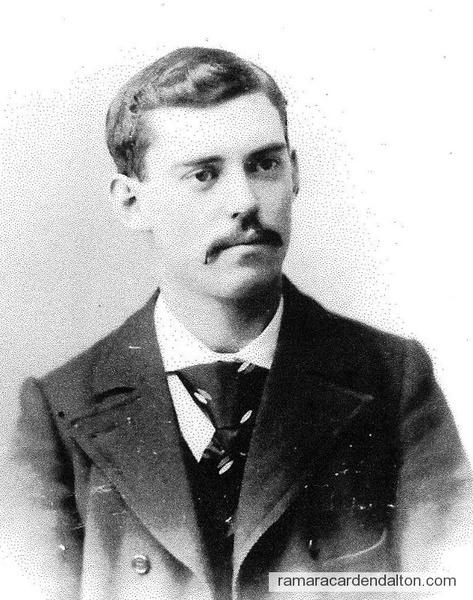Patrick Mulvihill, son of Thomas & Elizabeth Mulvihill