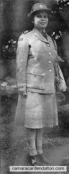 Pvt. Lillian Lefebvre
