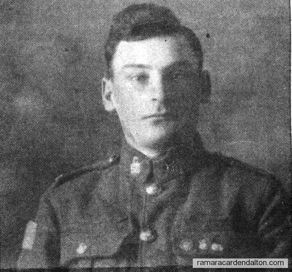 Sgt. Earl Lefebvre