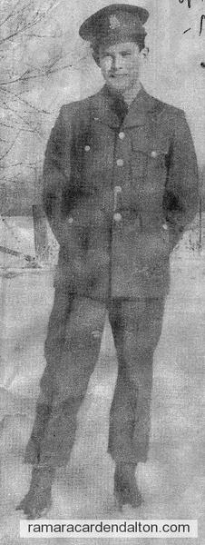 Sgt. Faustus (Fosty) Mulvihill