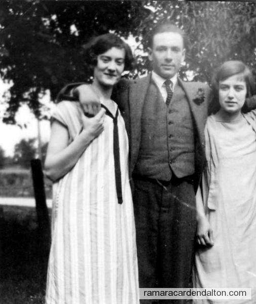 Ann, Bill, Gladys Doherty