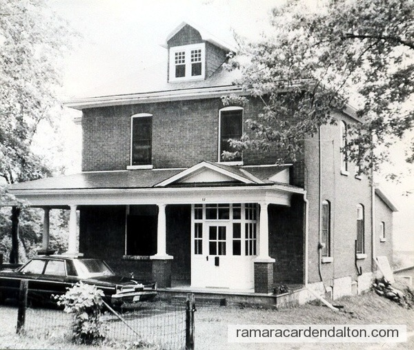 C.W. Myers House, Atherley