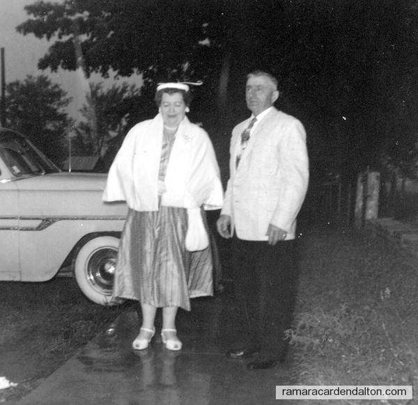 Mary (nee Doherty) & Joe Lee