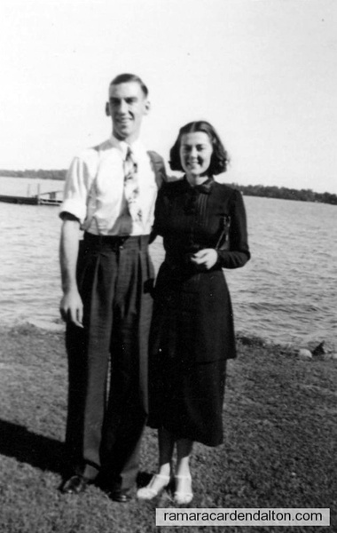 Neil & Dorothy Doherty (nee Curbishly)