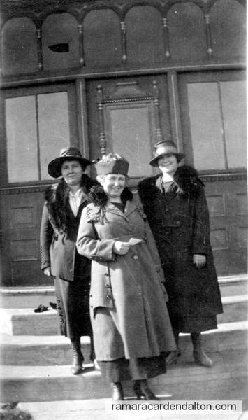 Gwendolyn, Pauline, & Mary Doherty
