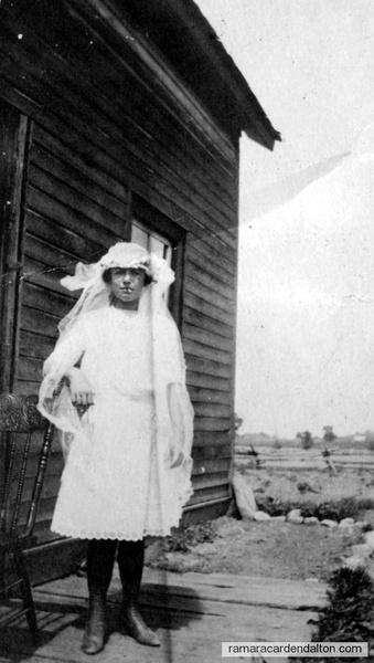 Gladys Doherty, 13th Con Farm ( Tahaneys)