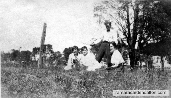Mary Collins, Mary Lee, Joe Lee, Anne Roach