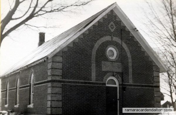Orange Hall, Udney