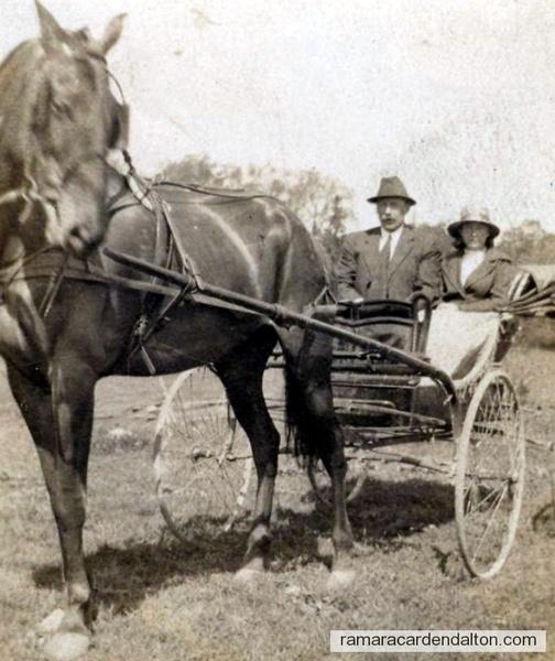 William Doherty & daughter Gladys