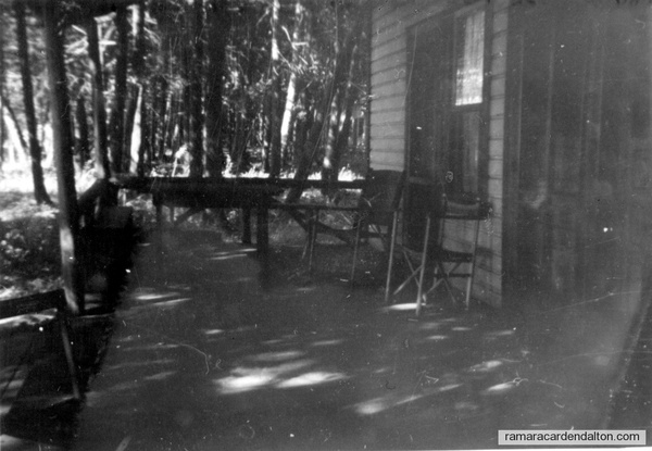 Front Porch of the Uptergrove General Store