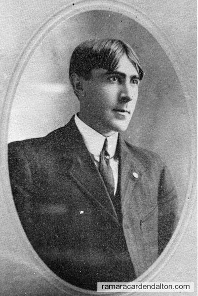 John J. Morris-1926 to 1932-1934-Reeve-Rama Township
