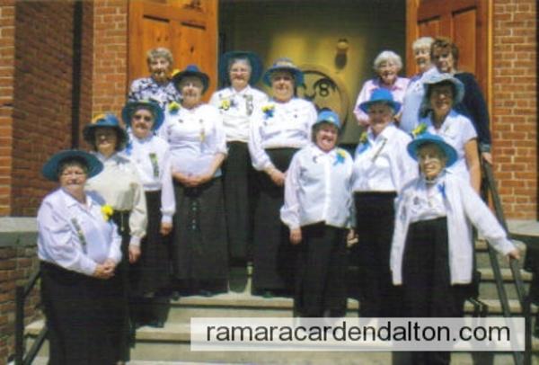 Gamebridge Womens Institute --100 years