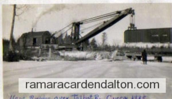 Talbot Bridge 1925