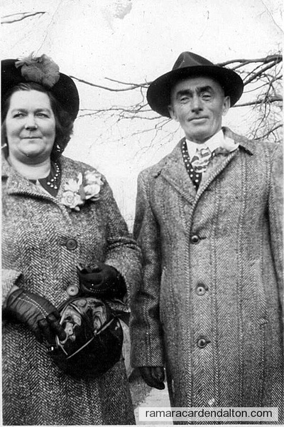 Joseph & Mary Lee