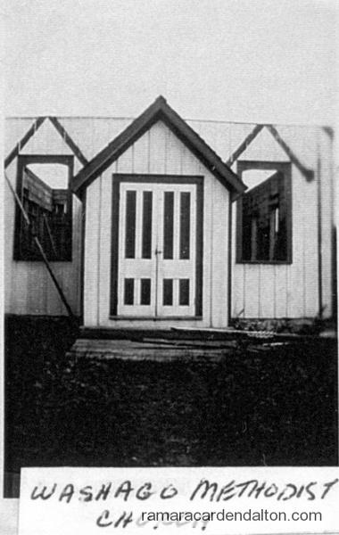 Washago Methodist Church
