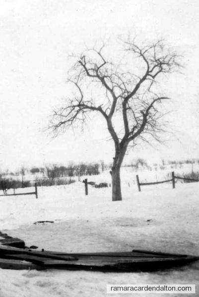 Snow plough  1947, Fairvalley